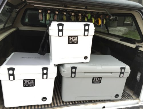 Thank You K2 Coolers!